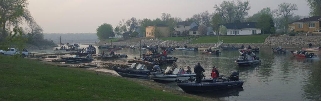 Big Muddy Walleye Tournament