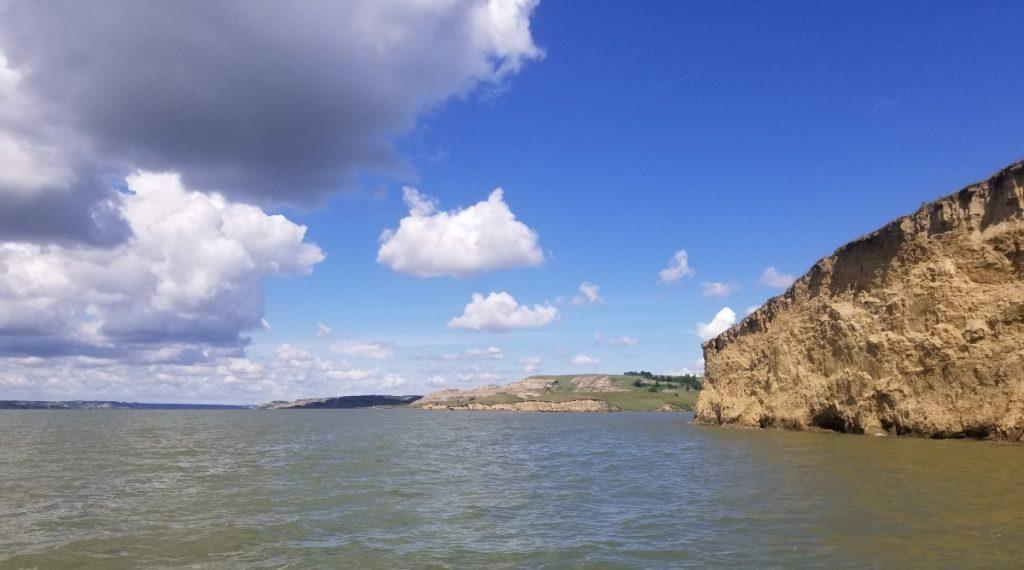 Lake Sakakawea Fishing