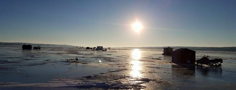 Humminbird Helix for Ice Fishing