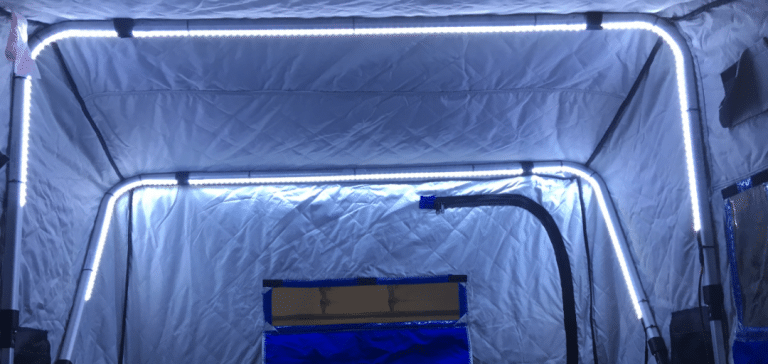 DIY Ice House Lights