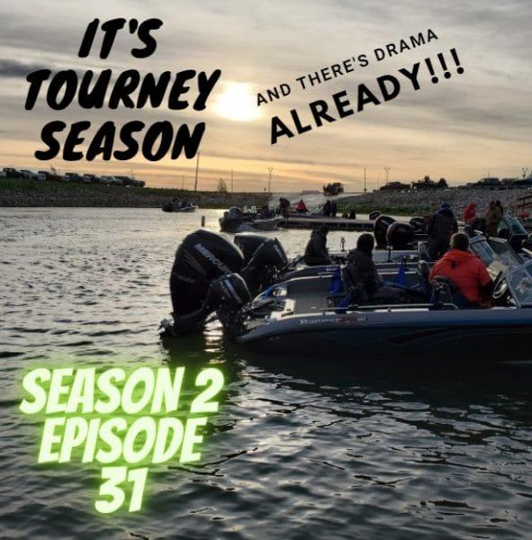 Fishing Tournament Podcast