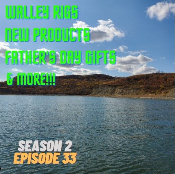 walleye fishing podcast