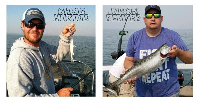 Fishing Podcast Hosts