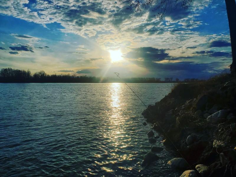 Walleye Shore Fishing Rigs